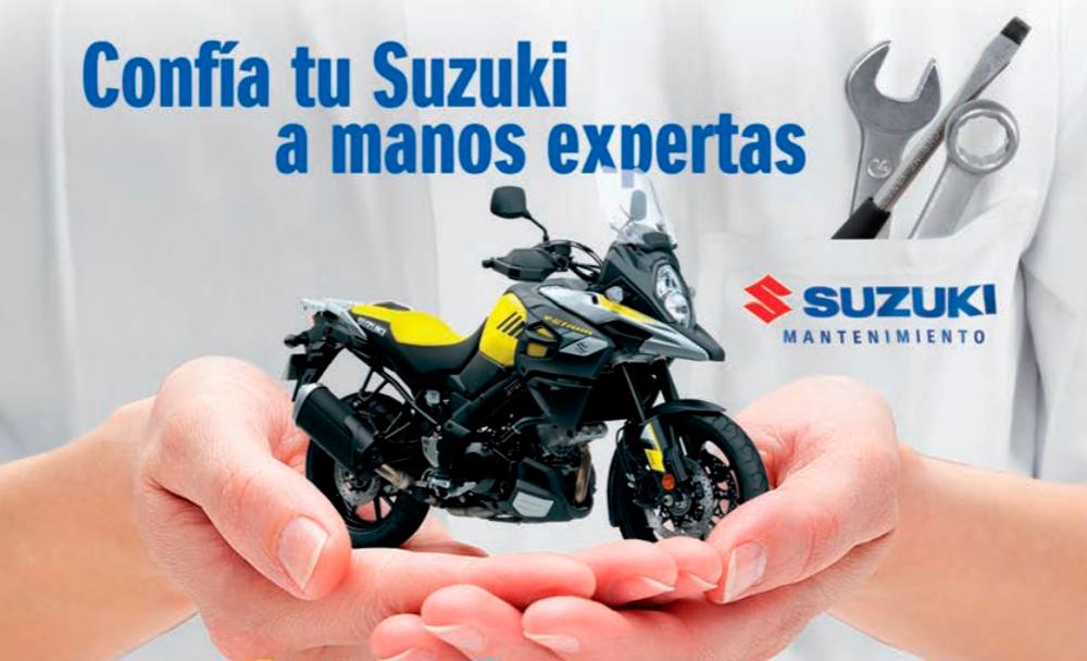 Promoción Especial Clientes Suzuki