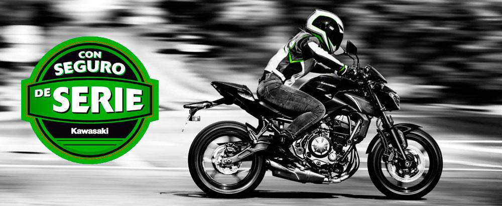 ¡NOVEDAD! Nueva Kawasaki Z650 – Ya disponible