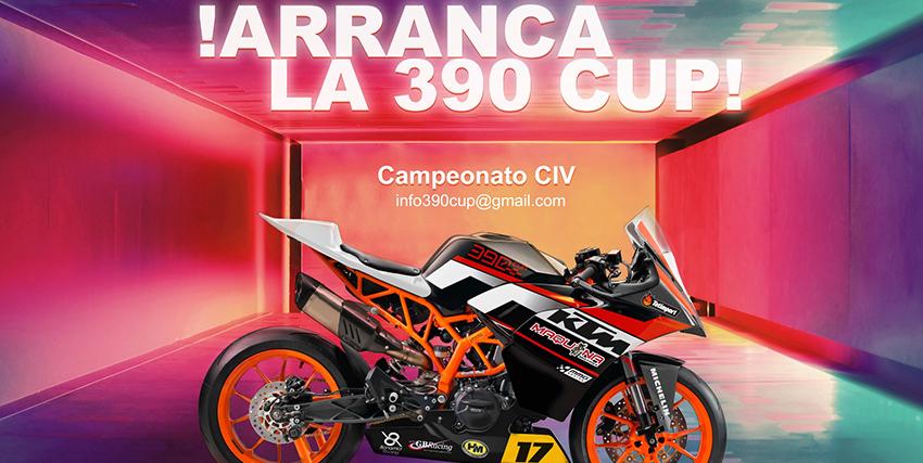 CEK 390-CUP: ¡Nuevo campeonato!