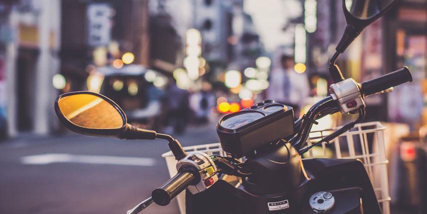 ¿Qué motos se pueden conducir con el carné B de coche?
