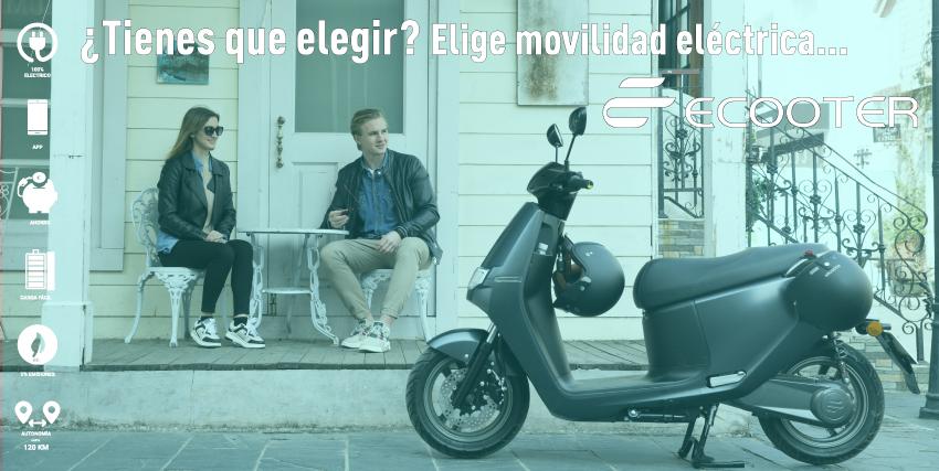 ¿Tienes que elegir? Elige movilidad eléctrica…