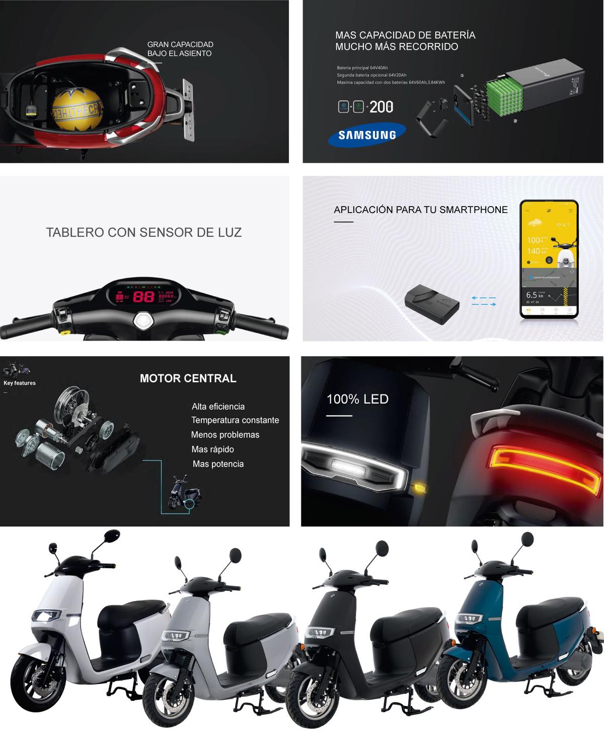 ¿Tienes que elegir? Elige movilidad eléctrica...