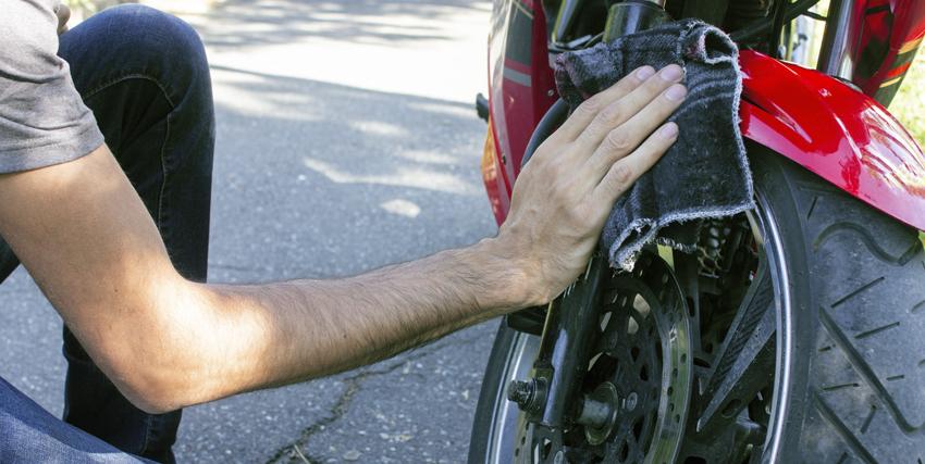 Consejos para cuidar tu moto y que aumente su vida útil