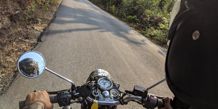 ¿Cómo mejorar las habilidades para conducir una moto?