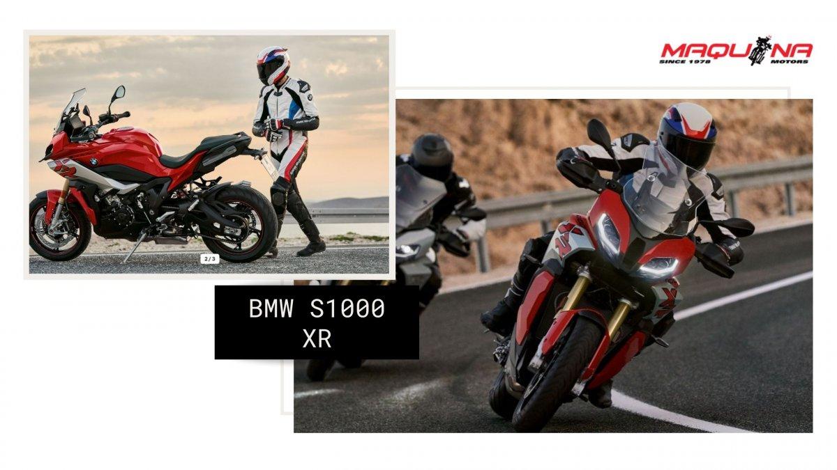 BMW S1000 XR: La Trail más radical