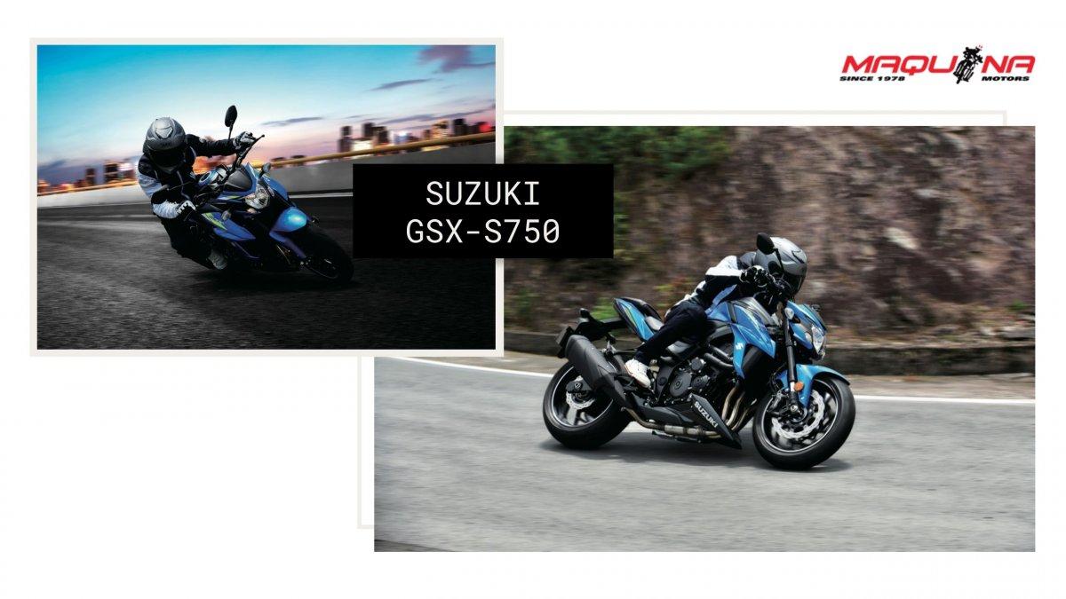 Suzuki GSX- S750: Versión carnet A2