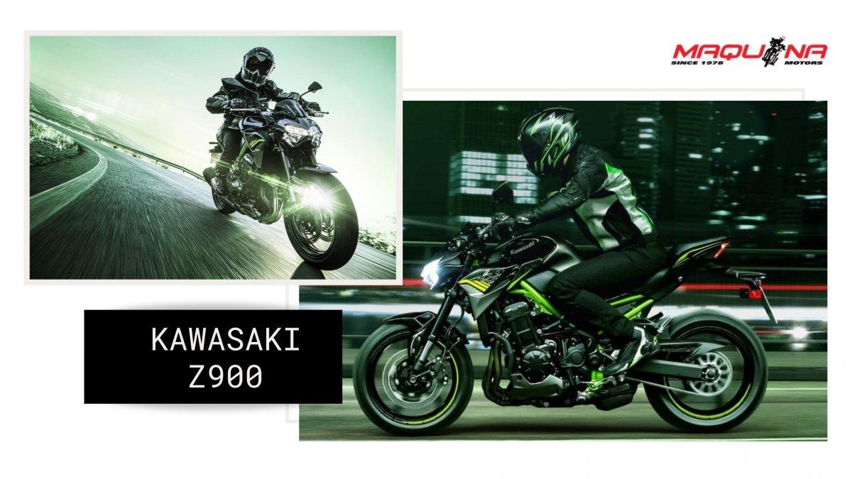 Kawasaki Z900: La naked más vendida