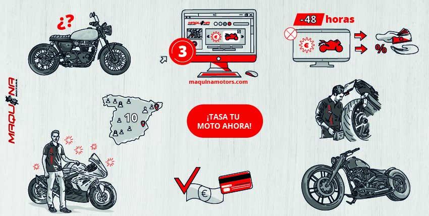 ¿Por qué vender tu moto en Maquina Motors?