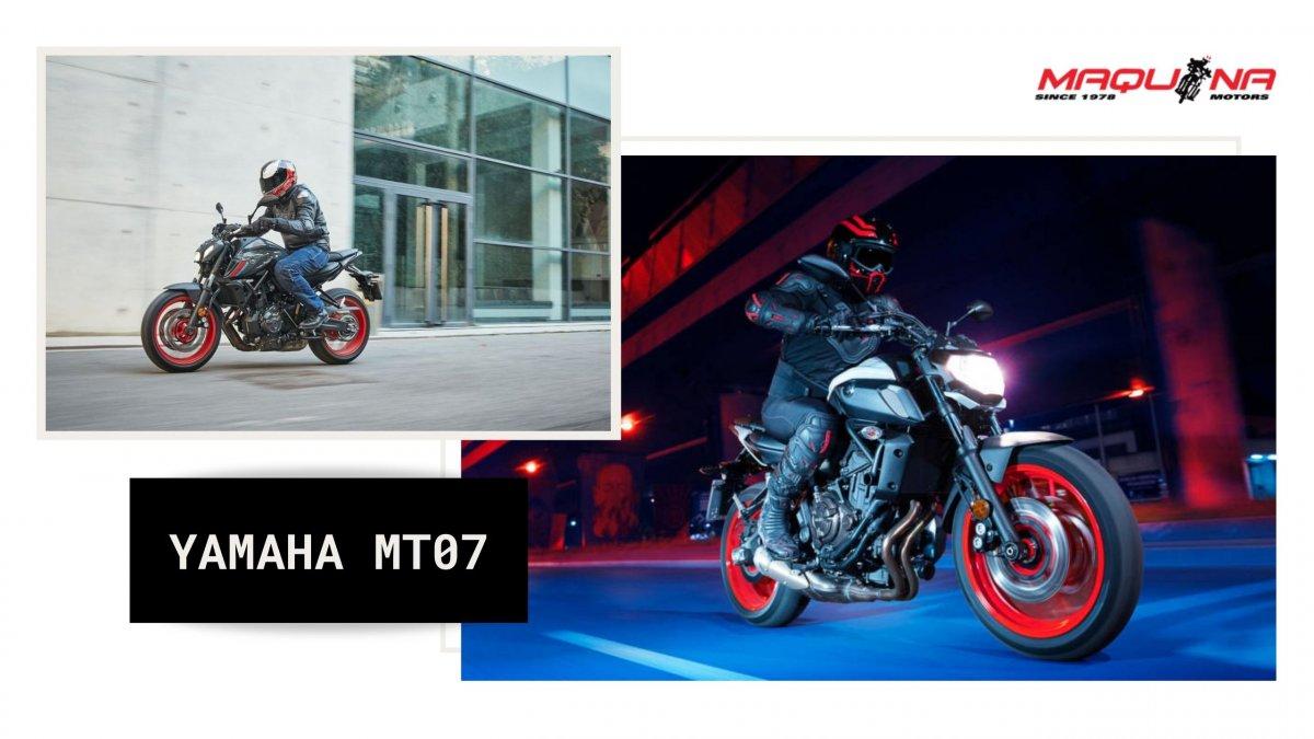 Yamaha MT 07: La moto más vendida en España