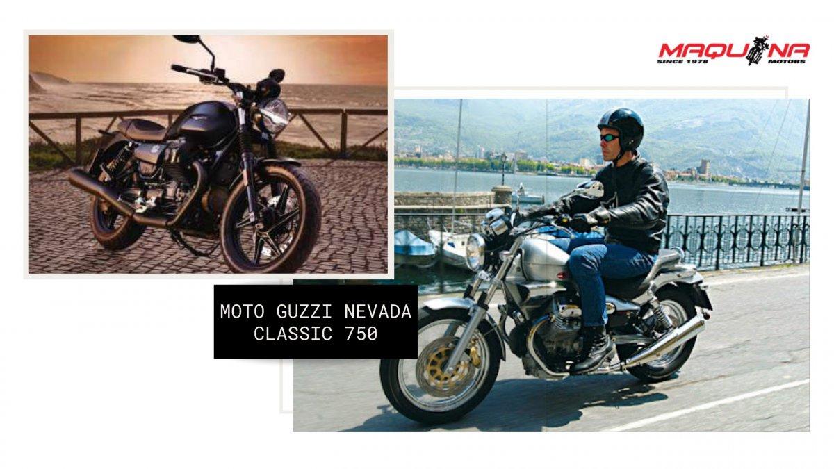 MOTO GUZZI NEVADA CLASSIC 750 2011