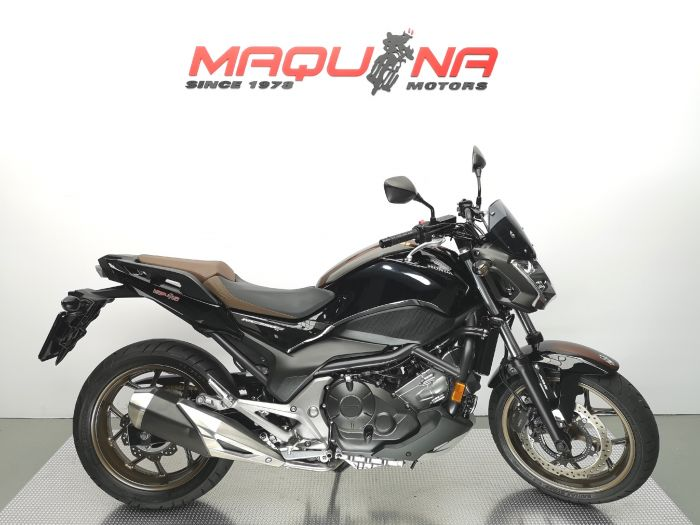 NC 750 S ABS