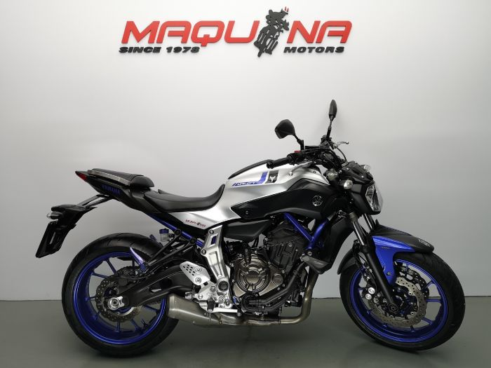 MT-07 ABS