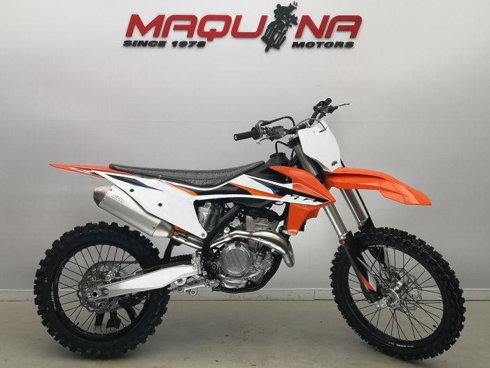 350 SX-F