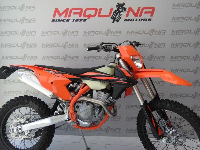 Ktm Exc 350 F Maquina Motors Motos Ocasión