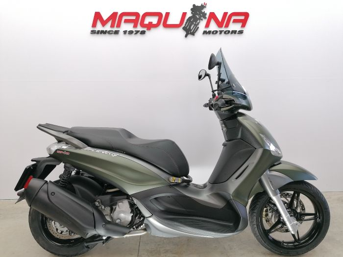 BEVERLY SPORT TOURING 350 IE ABS