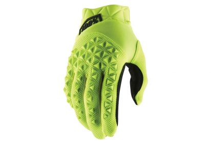 100% GUANTE AIRMATIC YOUTH FLUO
