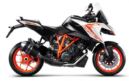 KTM SUPER DUKE GT ABS 2020