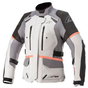ALPINESTARS CHAQUETA ANDES V3 MUJER ICE GRIS/ DARK GRIS
