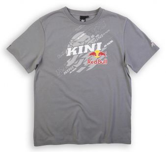 KINI<br>KINI-RB DISSECTED TEE GREY