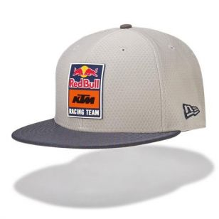 KTM<br>RB KTM RACING TEAM HEX ERA HAT GREY