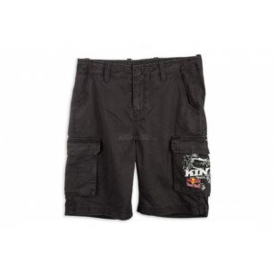 KINI KINI-RB CARGO SHORTS DARK GREY