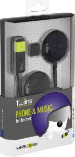 CELLULAR LINE BLUETOOTH TWIINS DUAL CON 2 ALTAVOCES
