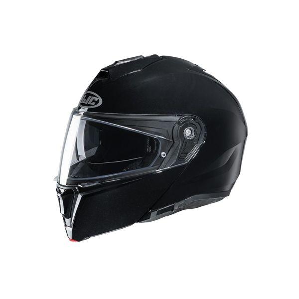 I90 NOIR METAL / METAL BLACK equipacion moto