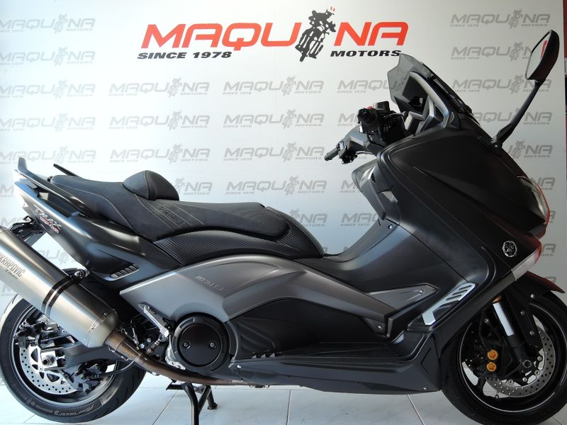 YAMAHA T-MAX 530 ABS IRON MAX-Segunda Mano