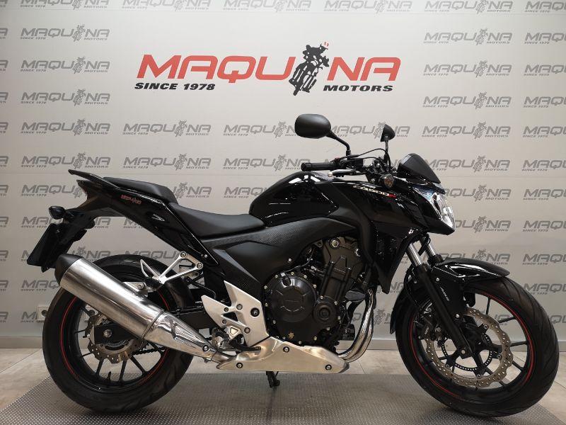 HONDA CB 500F ABS-Segunda Mano