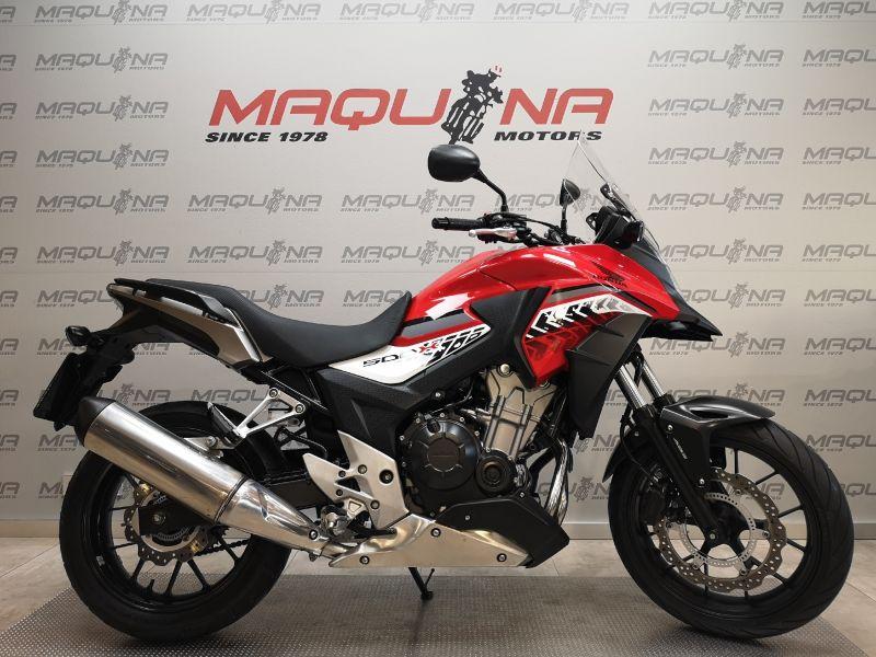 HONDA CB 500 X ABS-Segunda Mano
