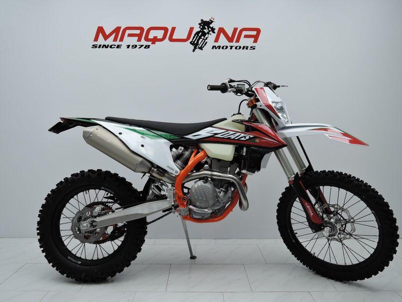 KTM 350 EXC-F SIX DAYS-Segunda Mano