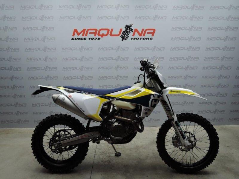 HUSQVARNA FE 350-Segunda Mano