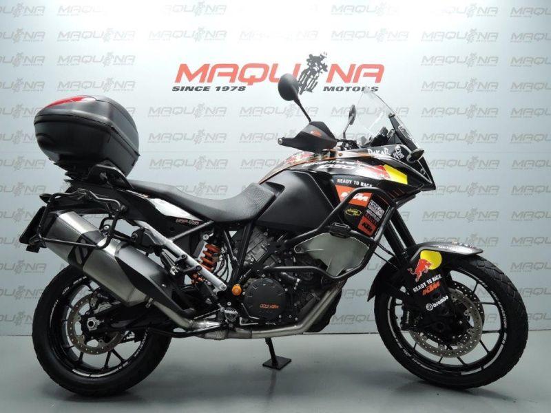 KTM 1050 ADVENTURE-Segunda Mano