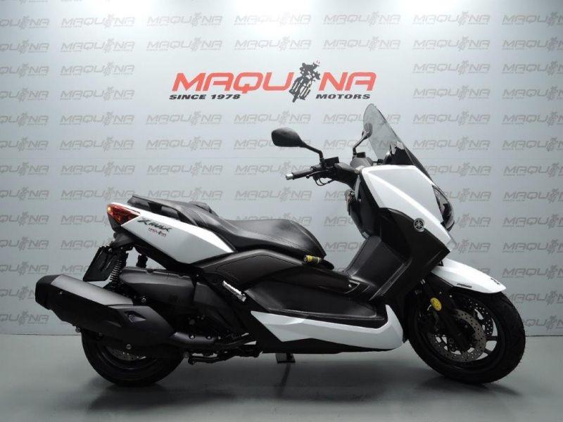 YAMAHA X MAX 400 ABS-Segunda Mano