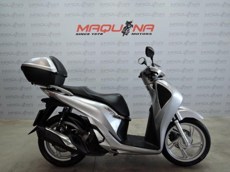 HONDA SCOOPY SH125I ABS-Segunda Mano