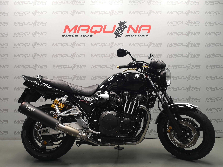 Yamaha Xjr 1300 Maquina Motors Motos Ocasión