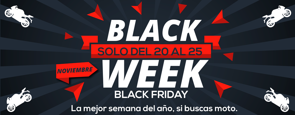 Black Friday 2017 Black Week Maquina Motors