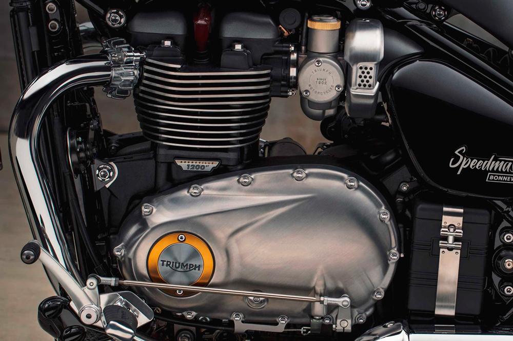 Motors 1200cc HT Triumph Speedmaster