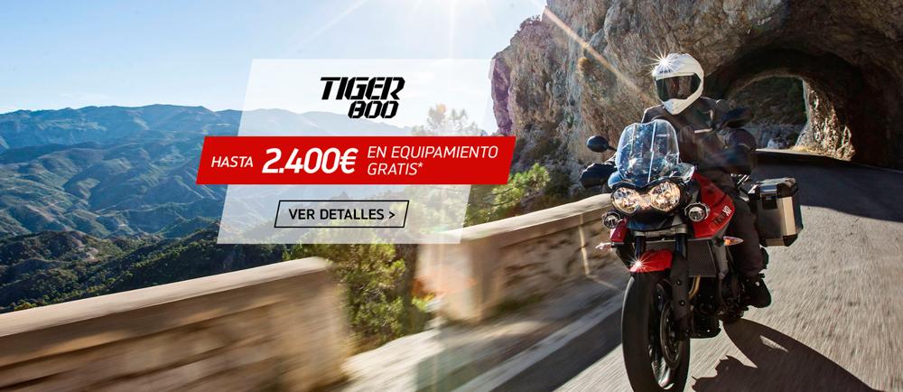 Nueva Promoción Triumph Tiger XR, XC, XRx, XCx, XRt, XCa