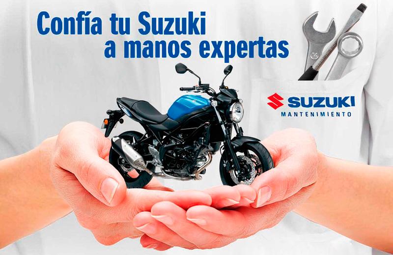Promoción especial para clientes Suzuki