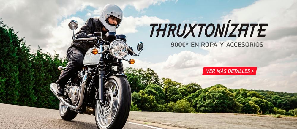 Promoción Thurxtonízata Maquina Motors