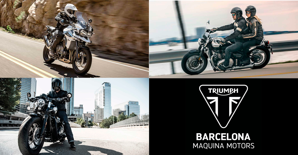 Novedades Triumph 2018: Tiger 1200, Speedmaster y Bobber Black