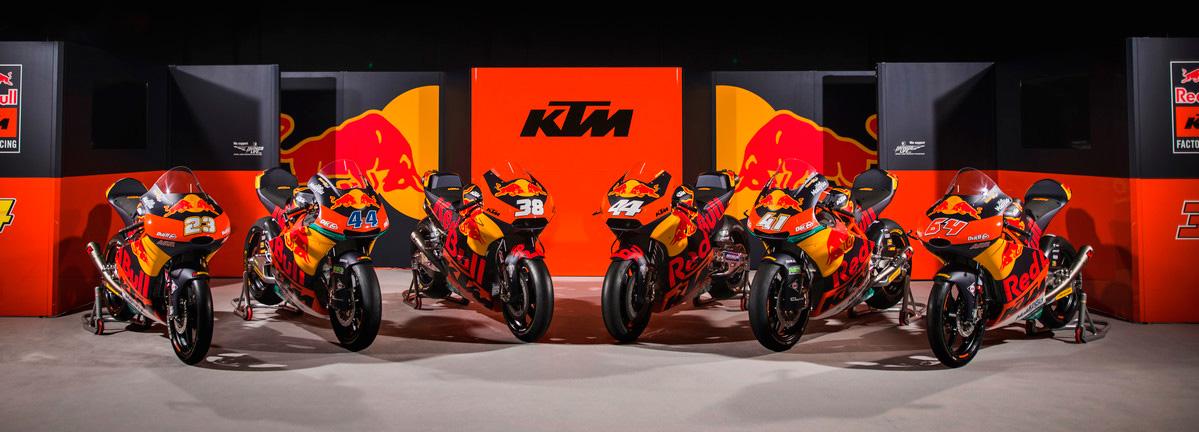 Ven al gran premio de Moto GP con Maquina Motors y KTM