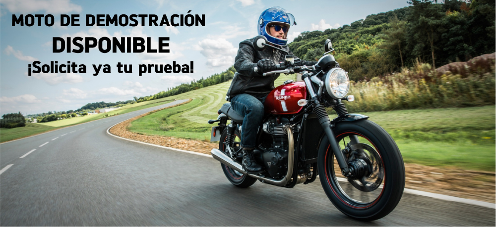 Bonneville Street Twin Apta para el A2 ¡Ya disponible!
