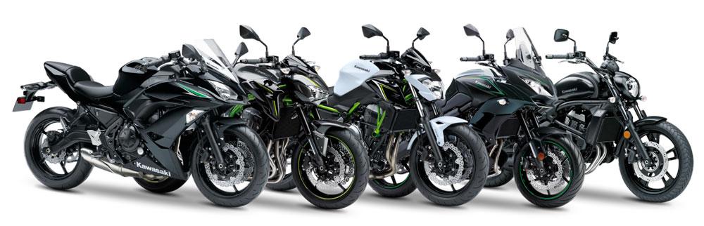 Kawasaki K-Days 2017: jornada de pruebas de motos Kawasaki