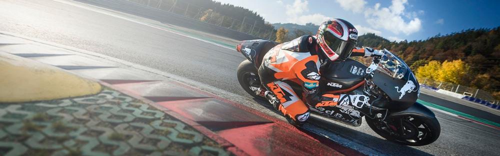 Presentación de Ktm para el MotoGP 3017