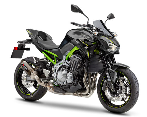 Kawasaki Z900 A2 Edición Performance