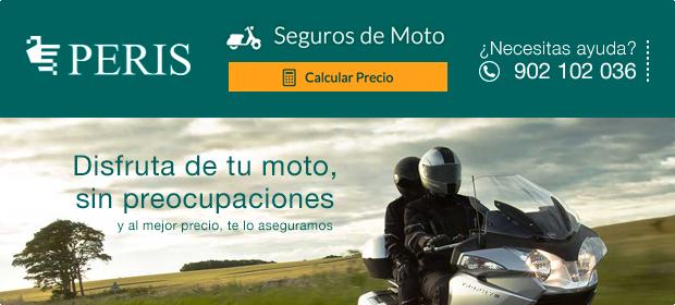 Contratación Seguros para Moto