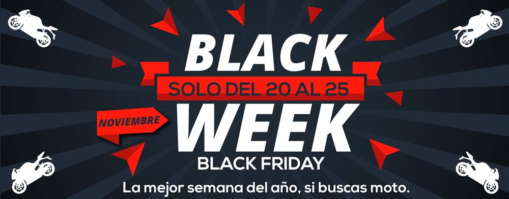¡Ya esta aquí! La Black Week de Maquina Motors