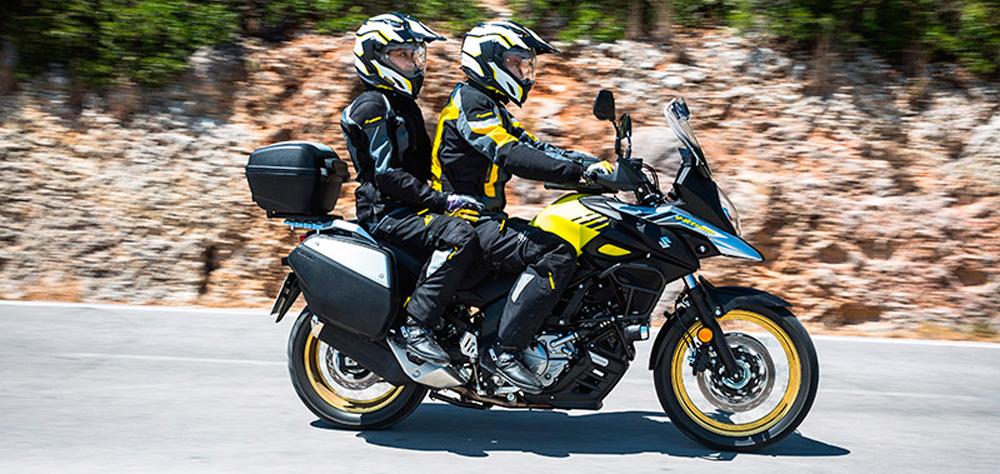 Nueva Suzuki V-Strom 650 ABS con Promoción de Accesorios